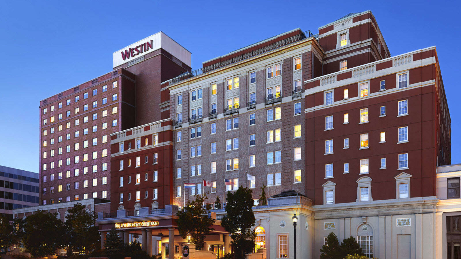 The Westin Nova Scotian - Halifax Transportation