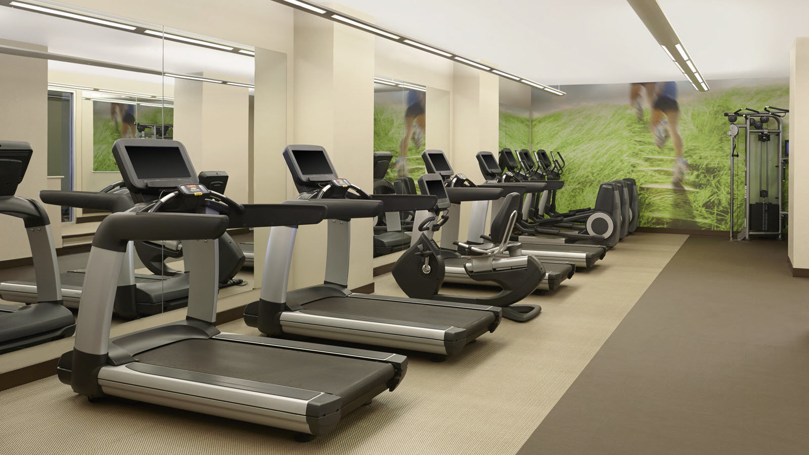 The Westin Nova Scotian - WestinWORKOUT® Fitness Studio
