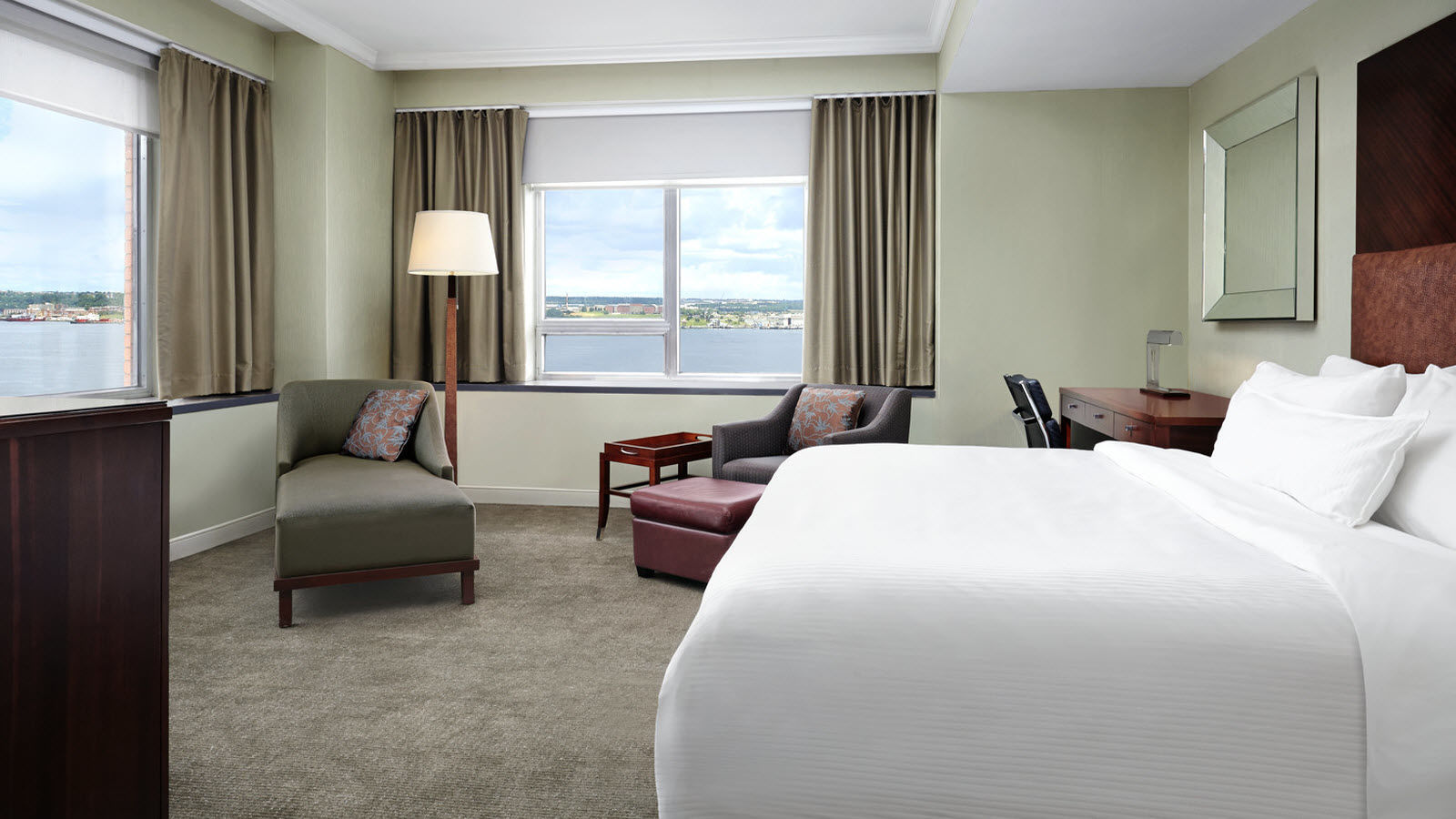 Harbour View Guest Room