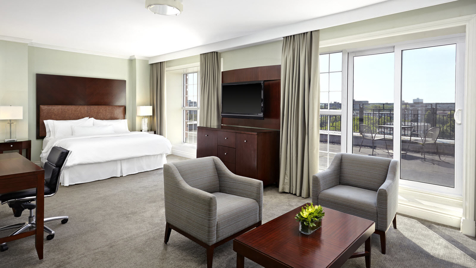 Studio Suite | The Westin Nova Scotian