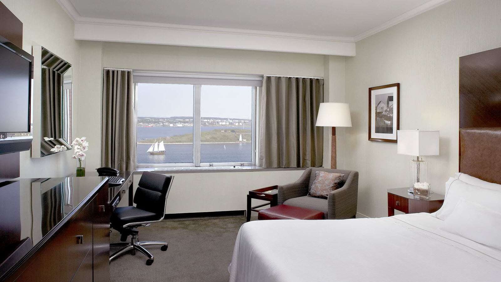 Harbourview Guest Room