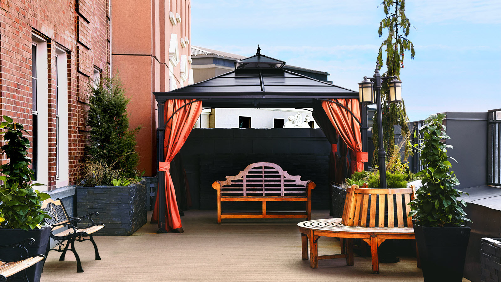 Event Venues Halifax - Outdoor Space