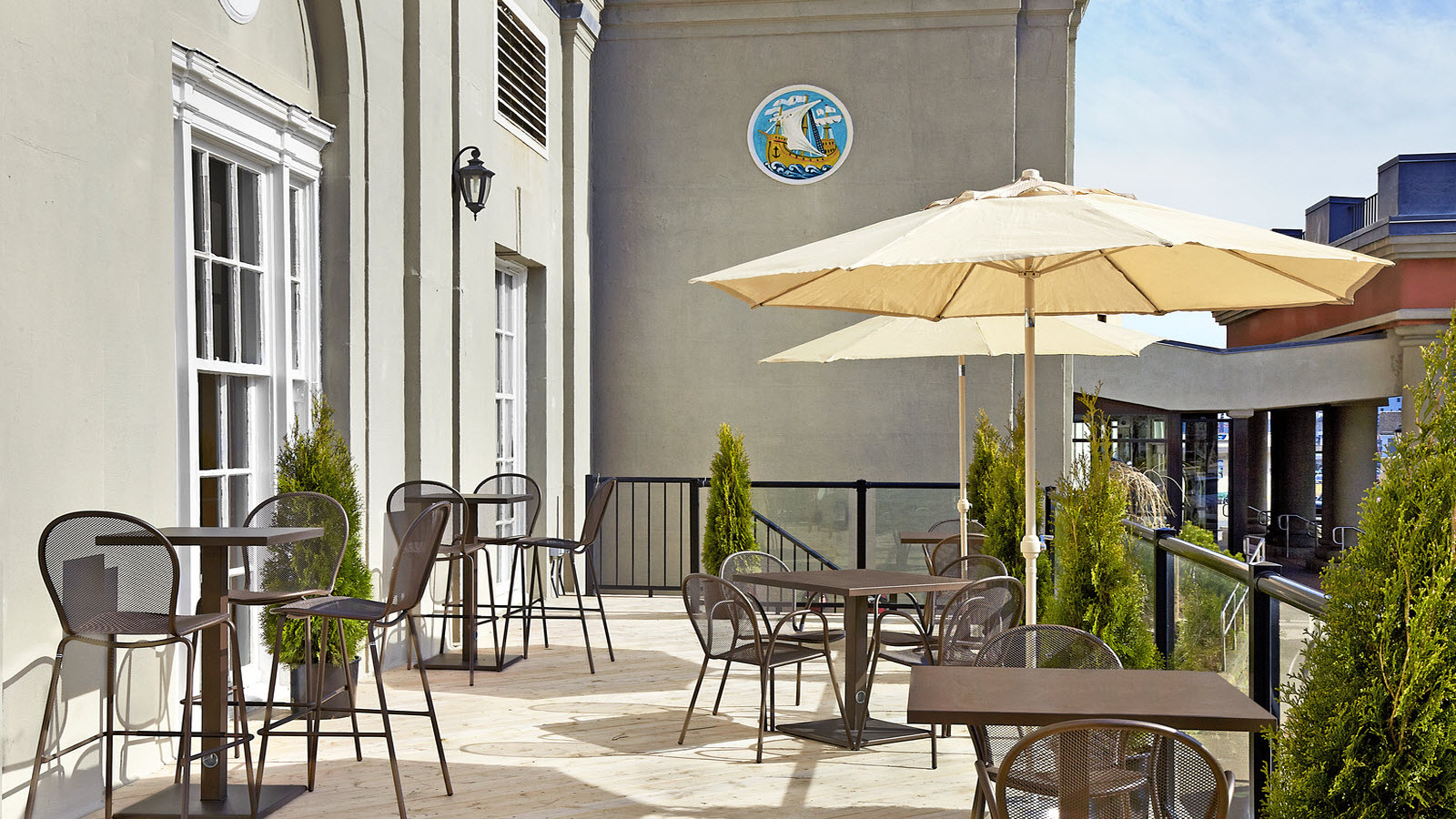 Event Venues Halifax - Outdoor Dining