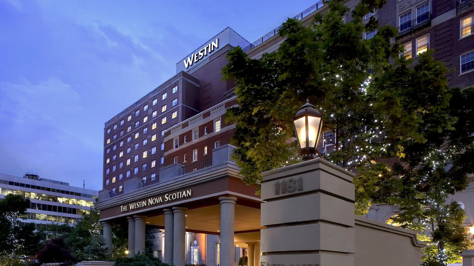 The Westin Nova Scotian - Hotel Parking
