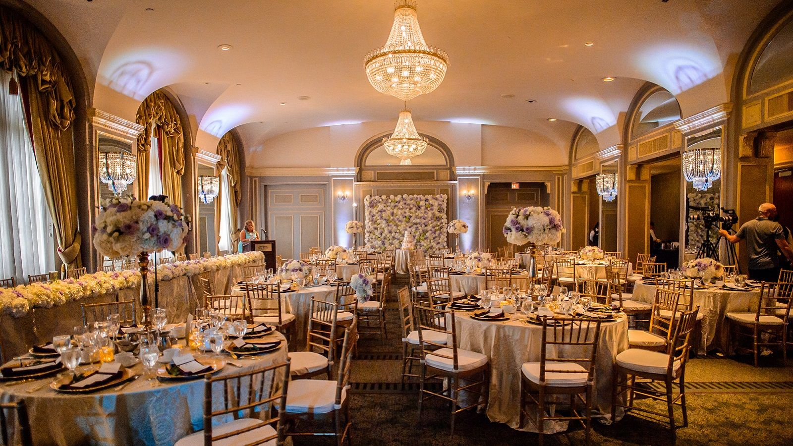 Wedding Venues Halifax - Ballroom